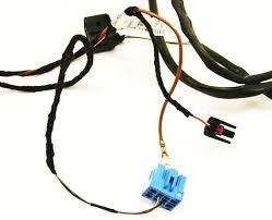 wiper motor rain tray cowl wiring harness audi a b e wiper motor rain tray cowl wiring harness 02 05 audi a4 b6 8e1 971