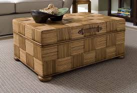 storage home decorations trunkstained varnished australia creme coffee tables wicker coffee thrifty