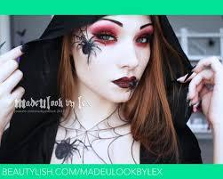 clown makeup tutorial you madeyewlook the spider queen