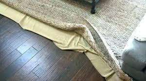 best rug gripper for hardwood floors rug pad best for hardwood floors compact fluorescent felt