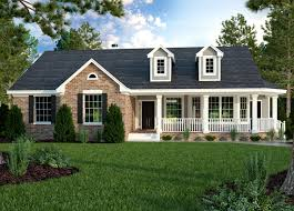 ranch style house plans ideas design modern open with basements