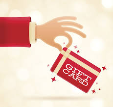 Gift Cards For Christmas All I Want For Christmas Is A Stocking Full Of Gift Cards