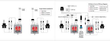 h hid light conversion kit hidextra hid kit installation diagram