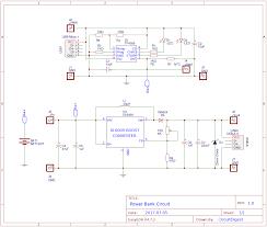 Battery Backup Circuit Design Power Bank Pcb Circuit Diagram For Charging Mobiles