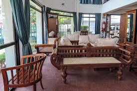 high end household furniture on display at sumudu furnishers on de soysa road in moratumulla moratuwa a large suburb of colombo sri lanka