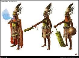 Aztec Jaguar Warrior Jaguar Warrior Concept Research Color By Gary Jamroz Aztec Conceptual Art Photoshop Design