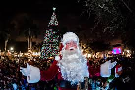 The Delray Beach 100ft Christmas Tree Lighting Ceremony is one of the  largest and most celebrated holiday events in Palm Beach County.