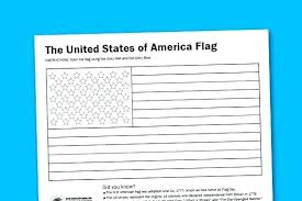 American Flag Printables Flag Coloring Page Flag Coloring Pages Free
