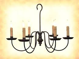 wrought iron candle chandelier round holders nz lighting