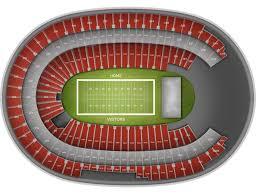 Oregon Football At Usc Football At La Memorial Coliseum