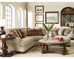 Thomasville Living Room Furniture Portofino Sectional English Arm Thomasville Furniture