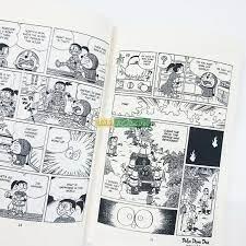 Bộ truyện Doraemon bản tiếng Anh - Học tiếng Anh thông qua truyện Doraemon  - LalaBookShop