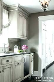 distressed grey cabinets best antique kitchen ideas on antiqued and white cabinet