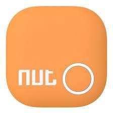 Shop Easmart <b>Nut</b> F5D Bluetooth 4.0 Anti-lost <b>Tracker</b>, Orange ...