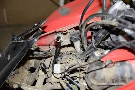 ignition troubleshooting honda trx forums honda trx r forum can be measured from the cdi 6p connector to make sure there is no wiring fault between the gray connector and cdi plug the wires color are the same
