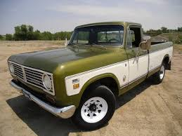 Vintage International Harvester Trucks | ... Harvester Weekend – A ...