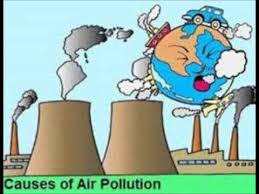 air pollution info