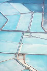 Simon Butterworth - Blue Fields Photographer Simon Butterworth has  beautifully captured the Useless Loop solar salt operation in Shark Bay,  Australia to ...