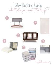 Baby Bedding Guide: What Do You Need To Buy?