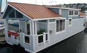 Small Picture Floating Home Houseboat Cottages the new affordable house boats