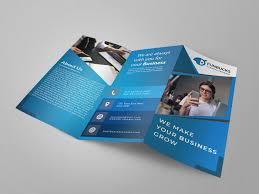 Tri Fold Brochure Design 2019 By Tanvir Hossain Dipu On Dribbble