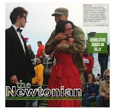 The Newtonian: May 10, 2013 by Railer News - issuu