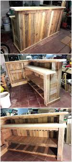 Cheap Home Furnishing With Wooden Pallets Wooden Bar Pallets