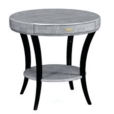 Cheap Small White Side Table Target Round By Clippings Kitchen