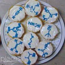 pieces by polly organic chemistry cupcakes for mole day or any day  organic chemistry cupcakes for mole day or any day