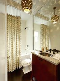 floor to ceiling shower curtain ideas how make curtains hang