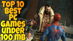 top 10 best pc games under 100 mb high pressed file with links