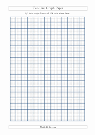 Graph Paper Free Printable Grid Math Paper New Stunning Graph Paper Free Template Gallery