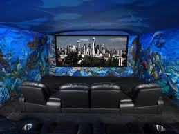 Home Theatres Designs Custom Decorating Ideas