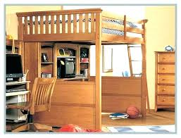 full size bunk bed with desk. Beautiful Full Size Loft Bed With Desk Kids Low . Bunk