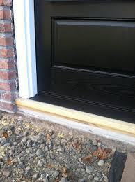front door thresholdFront Door SillHelp