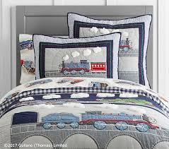 Thomas & Friends™ Quilt | Pottery Barn Kids & Thomas & Friends™ Quilt Adamdwight.com