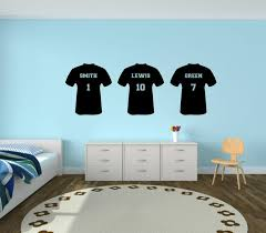 basketball wall decals kids rooms champions sport