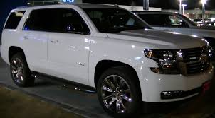 2015 Chevrolet Tahoe LTZ Walkaround - YouTube