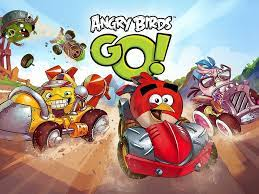 Angry Birds Go! Gets Updated With Local Multiplayer Support in Party Mode -  iHash | Angry birds, Angry birds star wars, Angry birds stella