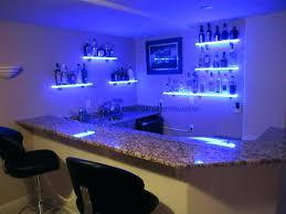 led shelves led shelves ideas lovely design incredible decoration back bar w lighting great for home