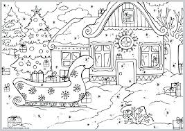 Printable Christmas Colouring Pages For Toddlers Coloring Free Pdf