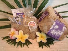 hawaiian gift baskets