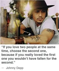 Johnny Depp Love Quotes Awesome Johnny Depp Quotes About Love New Awesome Johnny Depp Quotes On Love