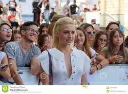 Beatrice Arnera At Giffoni Film Festival 2017 Editorial Stock Image - Image  of giffonifilmfestival, smile: 107550729