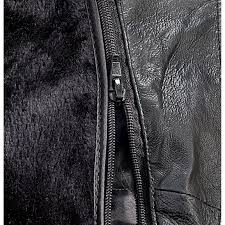 interstate leather usa leather er jacket
