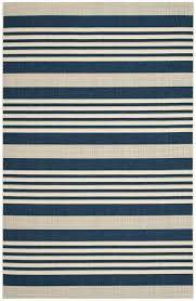 blue stripe rugs and white striped rug somethings gotta give