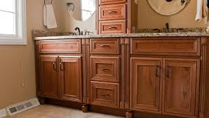 bathroom custom cabinets. Rope Molding Detail, Decorative Feet And A Vanity Tower With Drawer Storage Are Some Of The Special Details In This Custom Bathroom Remodel. Cabinets