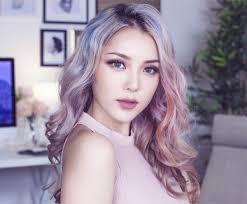 image de korean pony and makeup