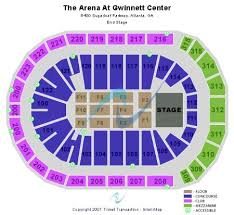 Infinite Energy Arena Tickets And Infinite Energy Arena