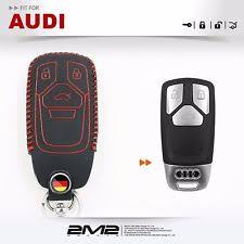 2018 audi key fob cover. exellent key leather key fob holder case chain cover fit for audi 2017 q7 40 tfsi quattro inside 2018 audi key cover o